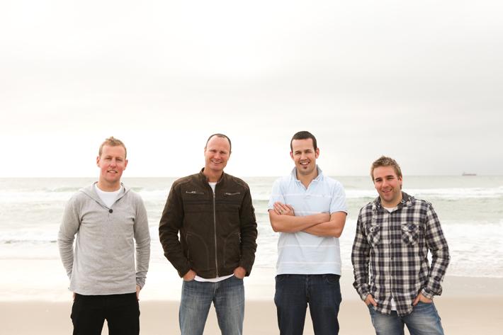 Dan, Steve, Ryan & Phil