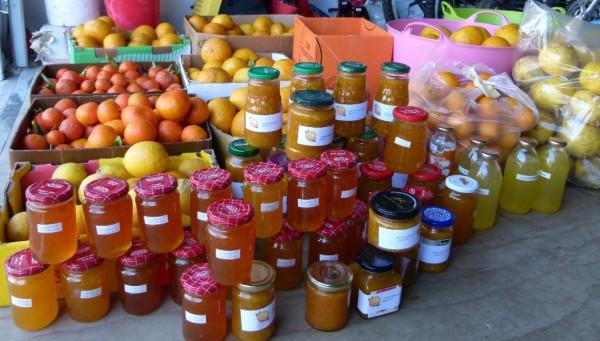 Fruit Harvest 5th Sept 2011